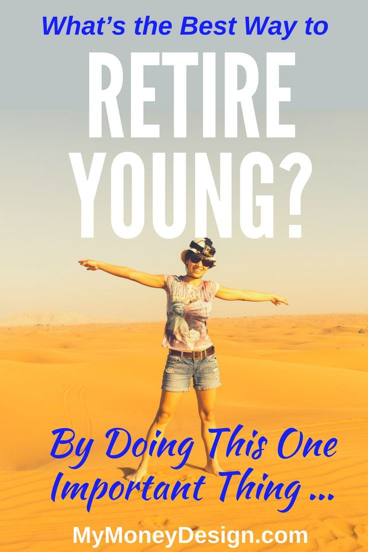 What's the best way to retire young? Most of the early retirement success stories I've read have one theme in common: They all involved extremely high savings rates. But just exactly how high are we talking? Let's consult those who have actually achieved financial freedom to find out. - MyMoneyDesign.com