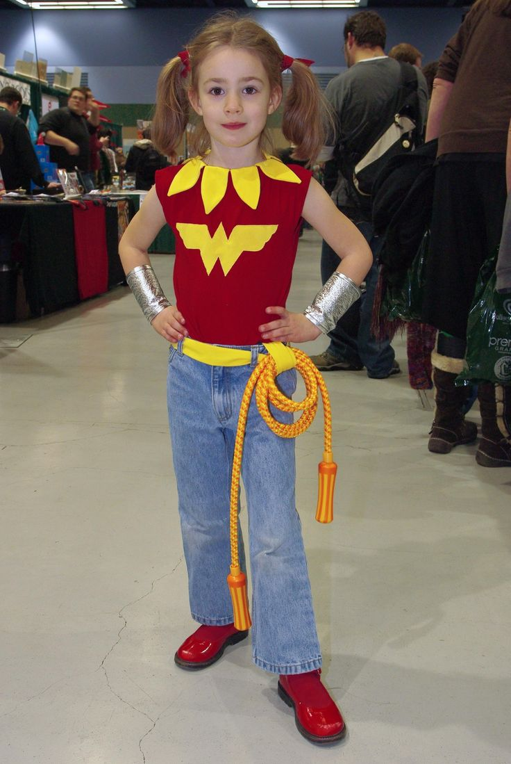 Sometimes simple #cosplay is the best. Photo I took at #ECCC 2011 #wonderwoman