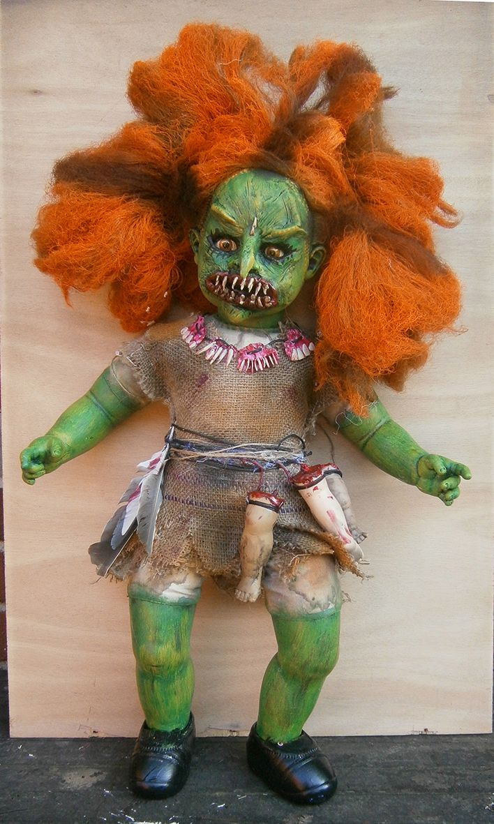 51 Best Scary Doll Project Images On Pinterest Scary