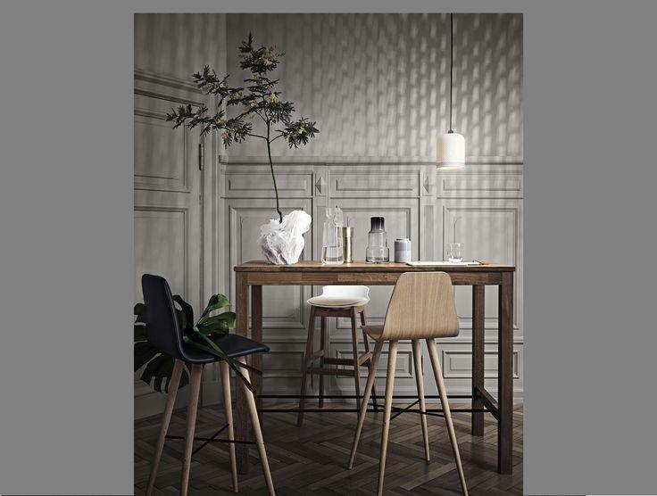 Krzesło Beaver marki Bolia - PLN Design
