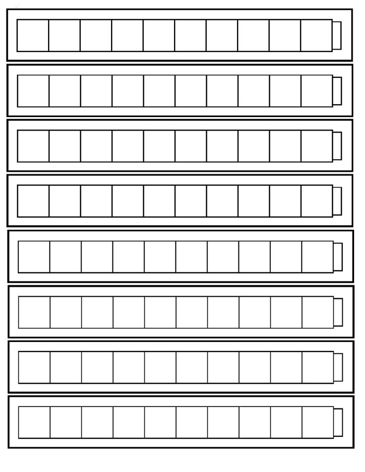 free printable pattern strips for unifix cubes | Teaching ...