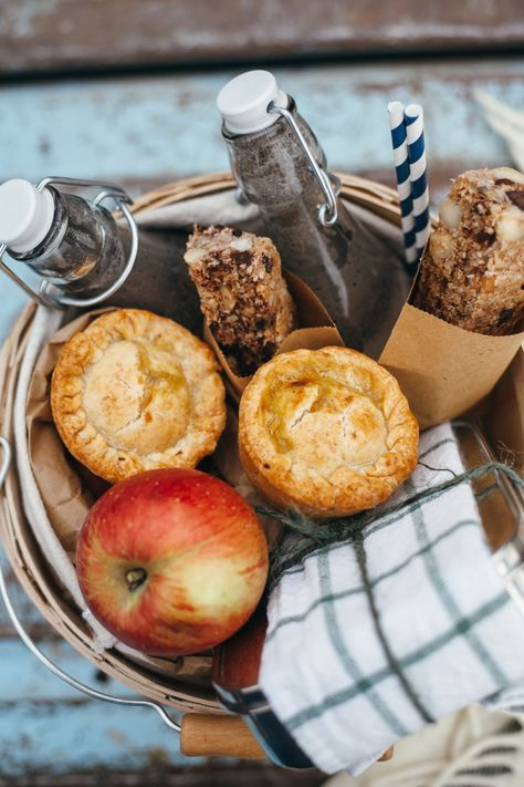 APPLE, ONION, AND AGED CHEDDAR MINI PIES/Molly Yeh/My Name is Yeh