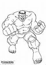 double punch  printable hulk coloring pages  hulk