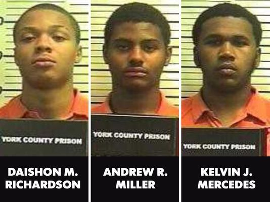 FOX NEWS: Football players charged as adults in alleged rape of 14-year-old girl