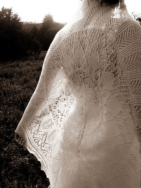 Ravelry: udontcallmeles Evenstar of Epicness, stunning in white