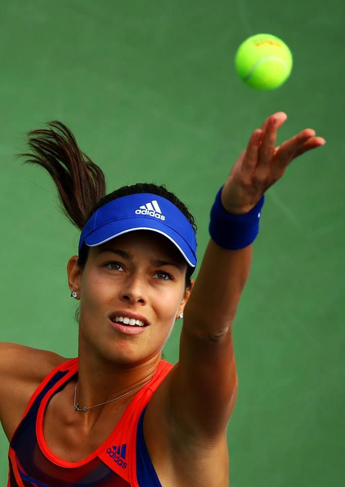 Ana Ivanovic #favorite