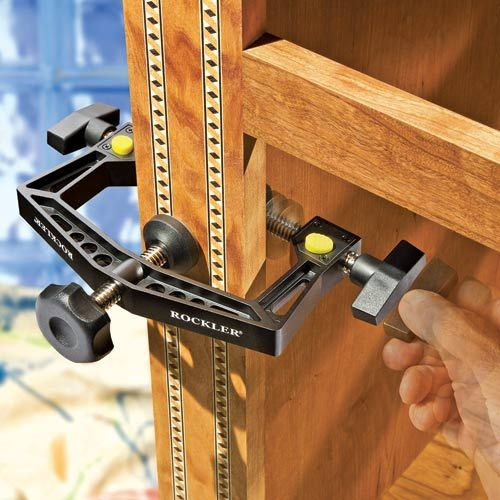 metal kitchen cabinet rockler 3 way clamp products need to and 23253