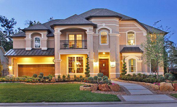 Gorgeous! From Village Builders in Houston, TX.  http://melissacruz.garygreene.com/