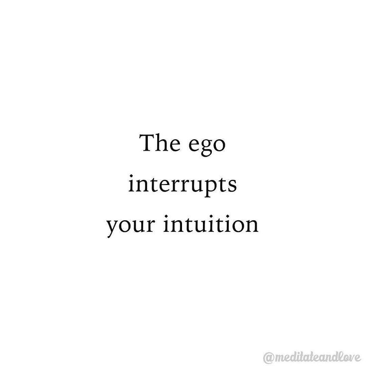 Keep your ego in control by meditating! You'll get more insights and will be able to tune into the frequency of your intuition. Have a great Monday everyone  #meditateandlove