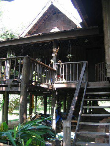 Тайские традиционные дома | Всё о Таиланде