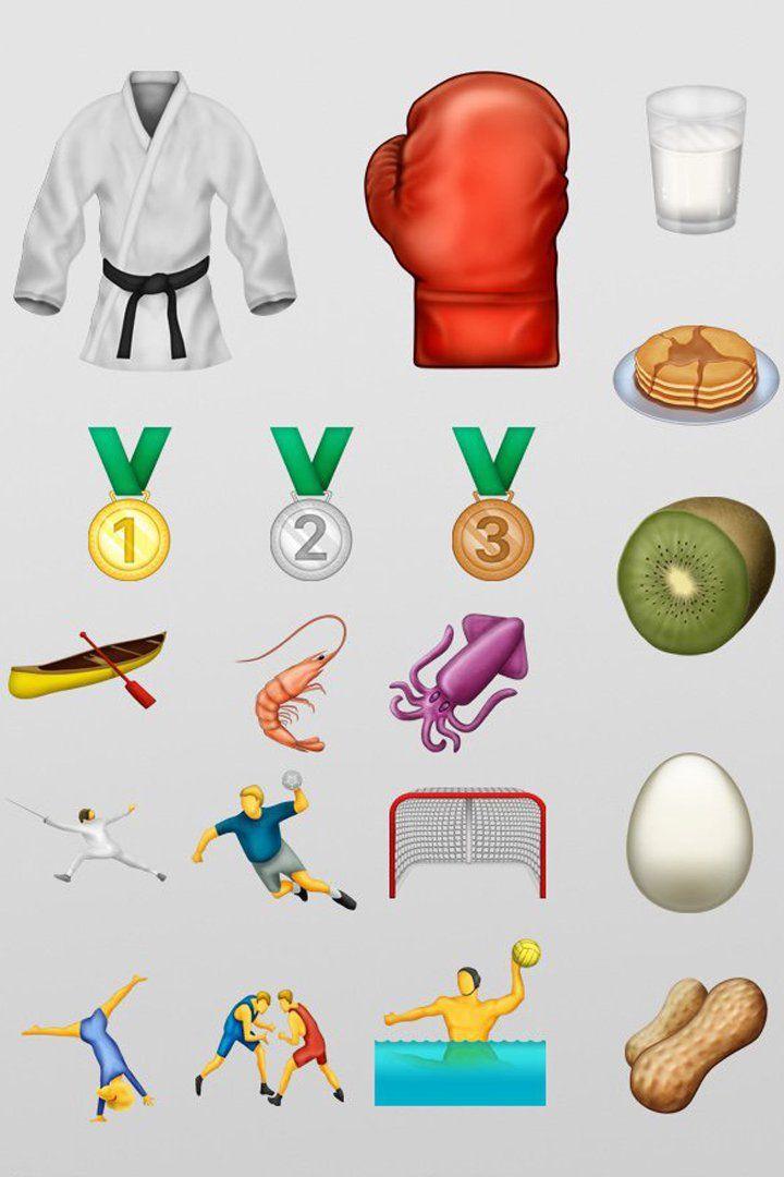 72 New Emoji Are Coming, Including an Avocado!
