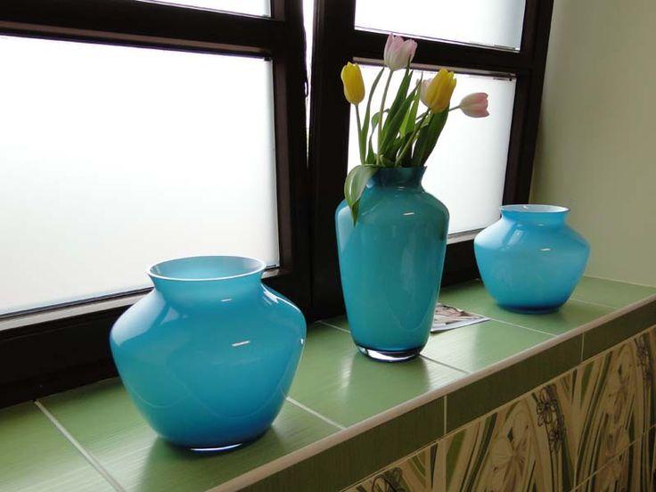 Handmade vases - SPA