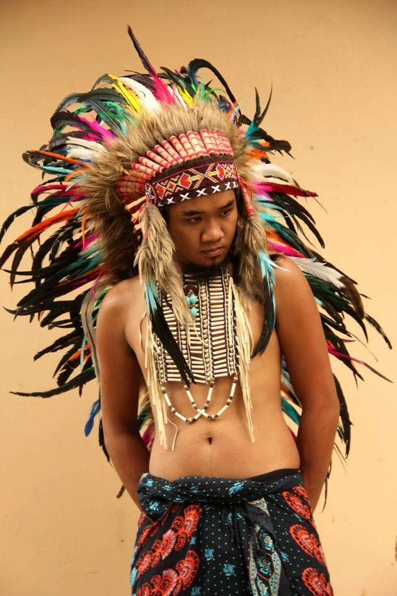 VOOR de verkoop lange Indiase hoofdtooi replica door etnikabali