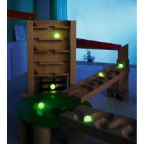 Haba - Ball Track Ghostly Marbles