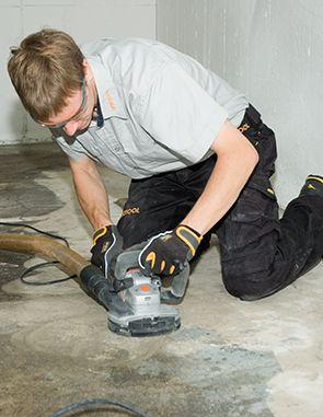 Bodenbeschichtung für Garagen, Keller, Industrieböden -JAEGER