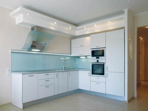 Картинки по запросу дизайн кухни холодильник не встроенный