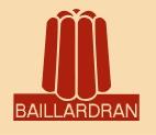 Le canelé Baillardran - Spécialité de Bordeaux - Canele - Cannele, gourmandise raffinée, délicate, qui fait honneur aux tables élégantes