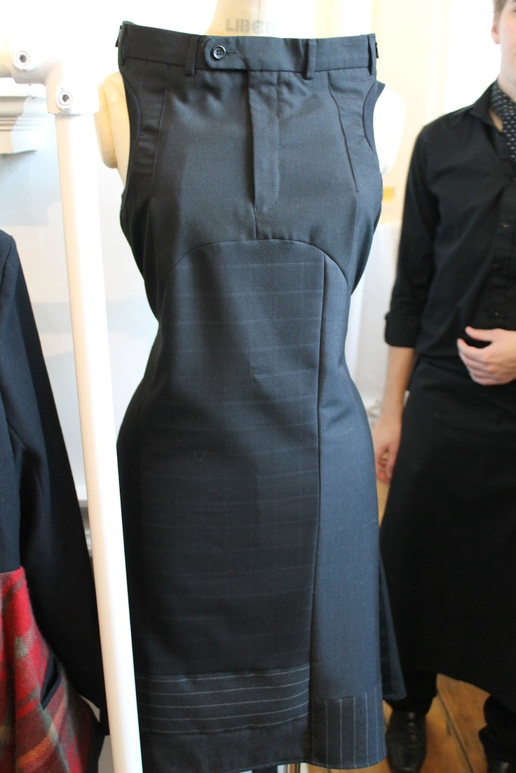 Style Outcast: Junky Styling Exhibition – London Fashion Week February 2012