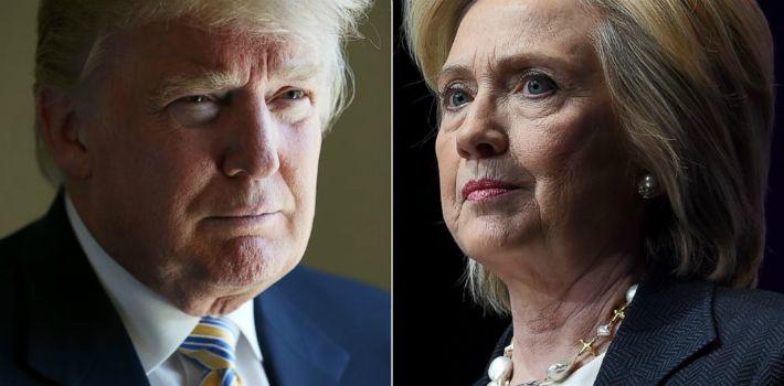 Debate entre Clinton y Trump afectará el peso mexicano - El Canal