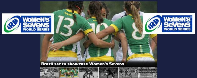 Brazil's Women to Showcase Newest Olympic Sport as Sao Paulo Draw Announced now LIVE ON WWW.INTOUCHRUGBY.COM!!!!!!!!!!!!!!!!!!!!
