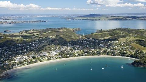 Oneroa Bay, Waiheke Island, Auckland