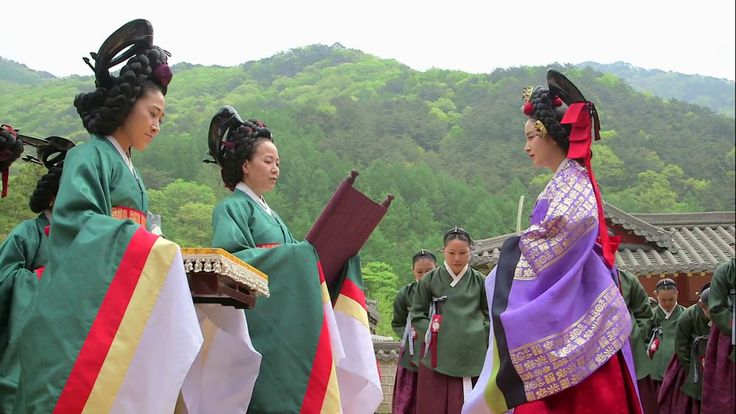 THE JOSEON FASHION SHOW – CEREMONIAL ROBES – WONSAM AND NOEUI | Feedingmyprocrastination