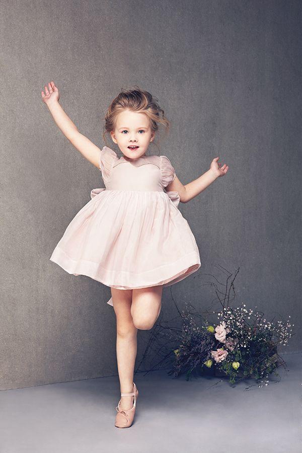 Hello Alyss – robe de cérémonie pour petites filles #enfant #d'honneur