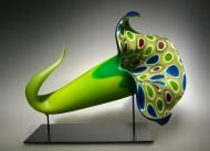 Bloom | David Patchen Handblown Glass http://www.davidpatchen.com/