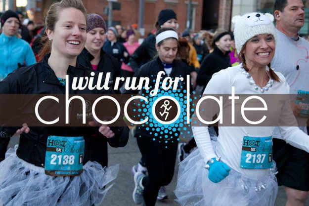 The Hot Chocolate Race | 15 Themed Races That You'll Actually Want To Run