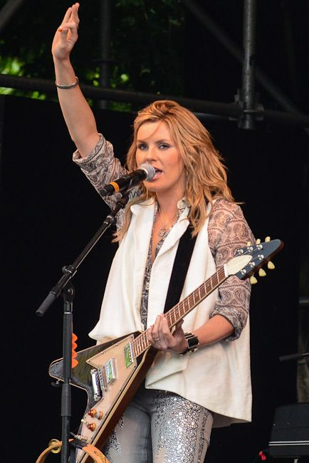 grace potter and the nocturnals | ... Review & Photos: Grace Potter and the Nocturnals & ZZ Ward @ ZooTunes