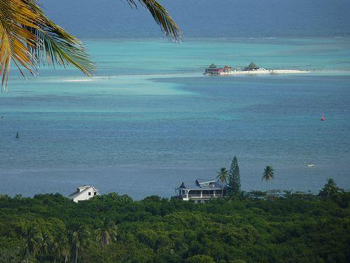 """4.Vista desde la Loma - #SanAndres (Colombia) Coordinates: 12°32'10""""N 81°42'53""""W #VamosDeViaje"""