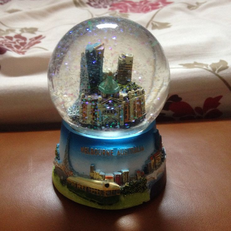 289 Snow Globe Images Pinterest Globes Music Boxes Melbourne