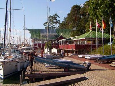 Westhafen Mariehamn Finland