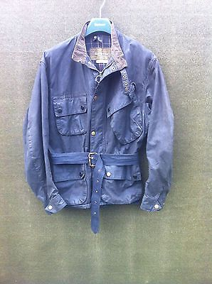 #Vintage #barbour motorcycle #jacket 1970's, View more on the LINK: http://www.zeppy.io/product/gb/2/291619430618/
