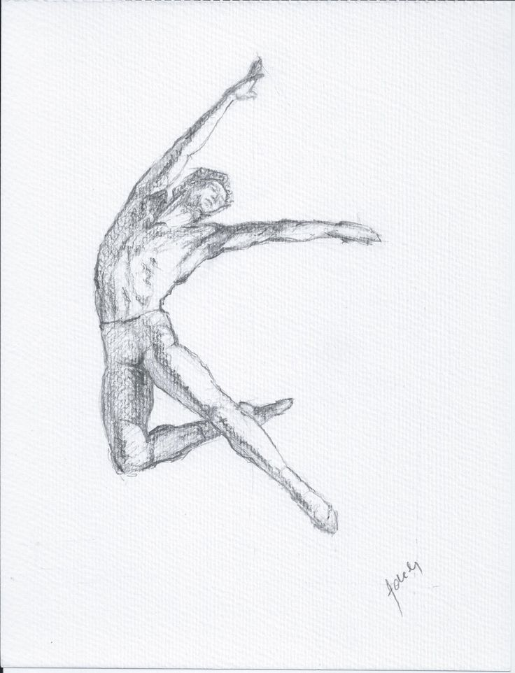 SOLD Male ballet dancer, original pencil drawing, A4 by whatsNew on Etsy https://www.etsy.com/au/listing/89284533/sold-male-ballet-dancer-original-pencil