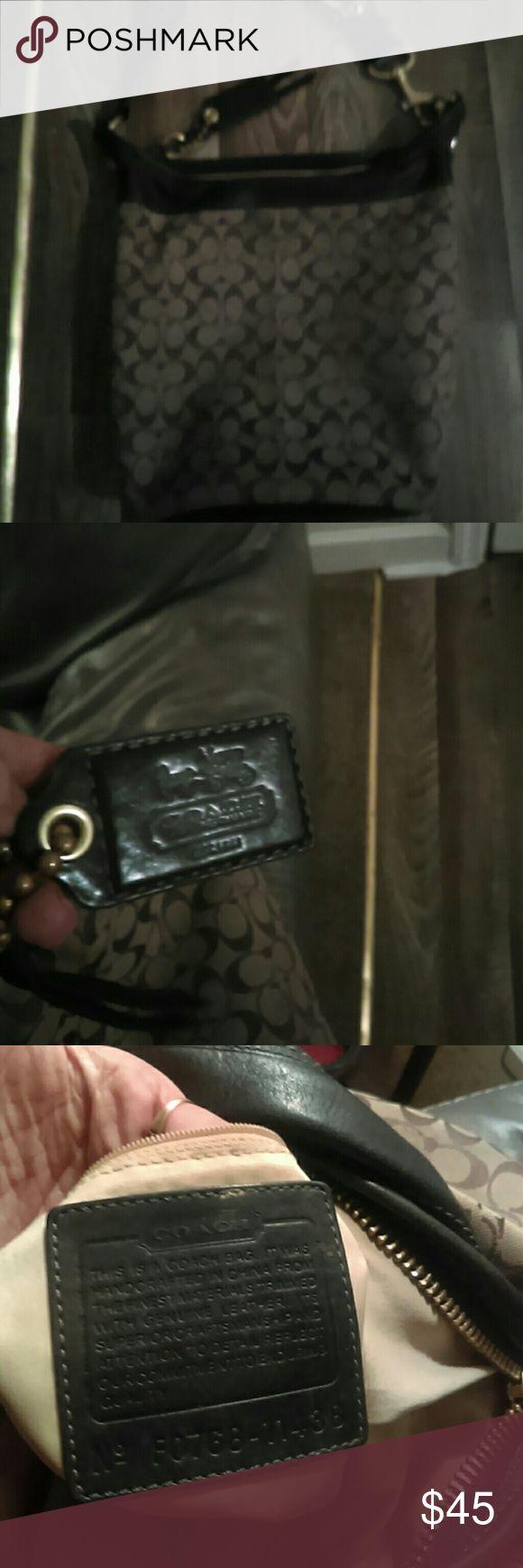 Coach pocketbook Medium size Coach purse Coach Bags Shoulder Bags