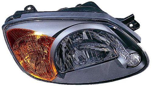 2003-2006 Hyundai Accent New Passenger Side Halogen Headlight: HEADLIGHT ACCENT 03-06 HL ASY RH #CarHeadlights #AutoHeadlights
