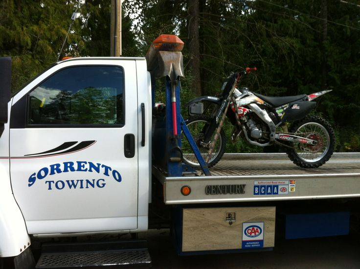 Watch our video here for great tips on getting your motorcycle transported in Sorrento, Salmon Arm, Shuswap or anywhere else in British Columbia http://sorrentotowing.ca/salmon-arm-towing-motorcycle-transport/