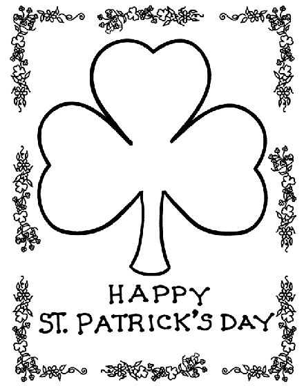 141 best St Patricku0027s day printables images on Pinterest Ireland - best of leprechaun coloring pages online