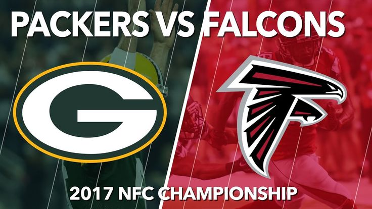 NFL Packers vs Falcons NFC Championship Predictions