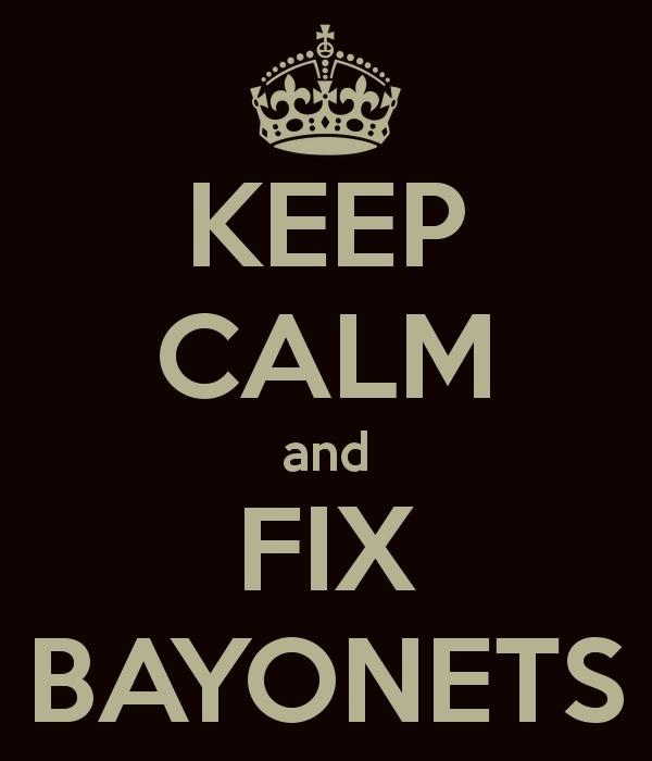 b68bd6b8c18eaa690b3bb400efaee321 keep calm horses 106 best horses and bayonets images on pinterest animals, horses,Bayonet Meme