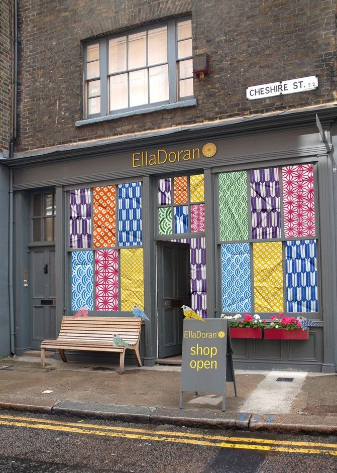 Ella Doran, Ground Floor Shop, London | Shopping/Arts and Crafts in londontown.com | LondonTown.com