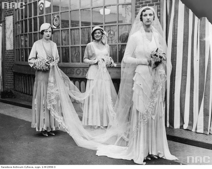 Moda angielska, 1931