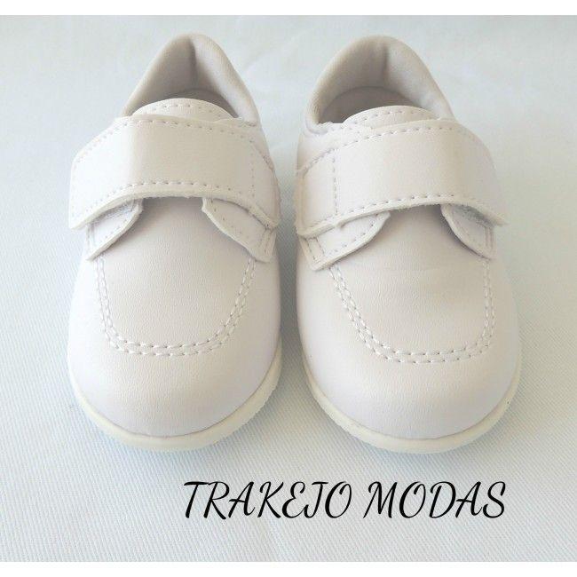 Sapato Social Infantil Branco