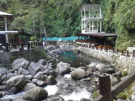 Panicuason Hot Springs Naga, Camarines Sur