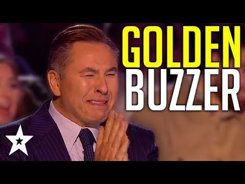 HAPPIEST Golden Buzzer Ever Makes Judges CRY On Britain's