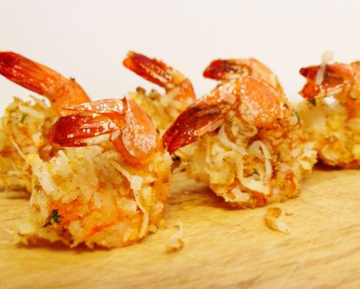 baked coconut shrimp | Food - Seafood | Pinterest