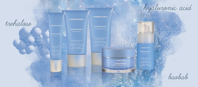 Comfort Zone Hydramemory Skin Care System