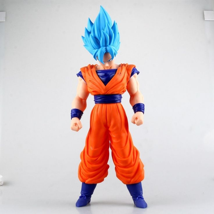28.10$  Buy here - http://airvm.worlditems.win/all/product.php?id=32419167414 - Dragon Ball Figures 42cm Goku Figures Anime Hot Toys Collection Models Kids Japanese Toys Dragonball Z Toys