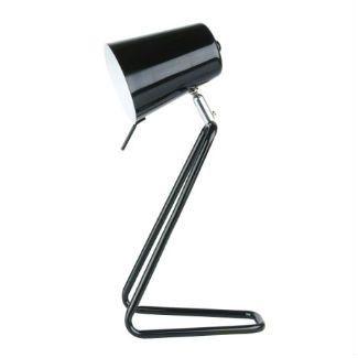 Funky Desk Lamps- Zett Lamp (Black)